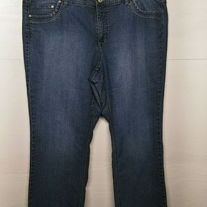 Just my size plus jeans
